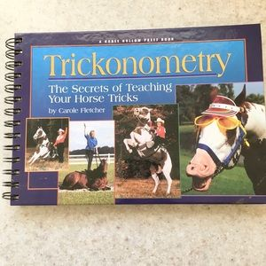 Awesome 😎 Trickonometry for Your Horse 🐎 book!